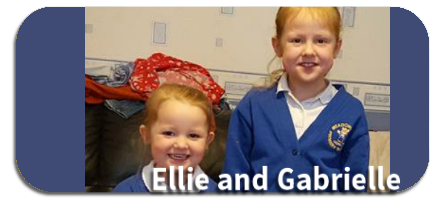 Grant a wish for Gabrielle & Ellie