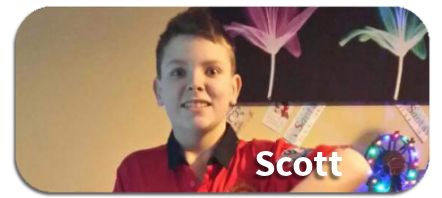 Grant a wish for Scott